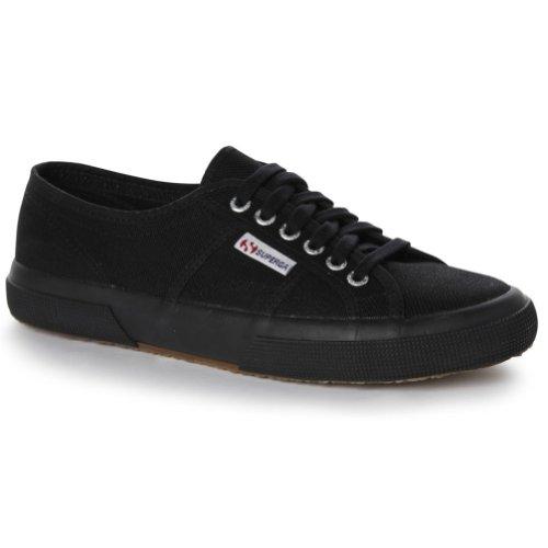 Superga 2750 Cotu Shoes UK 12 Black