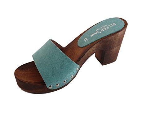 Femme Mules Silfer pour Shoes Shoes Silfer 884ZH