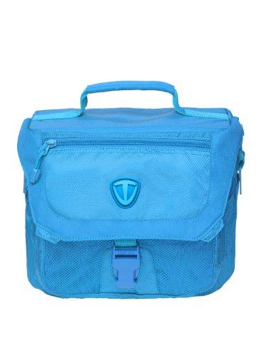 Tenba Vector Shoulder Bag - Oxygen Blue (Tenba Rain Cover)