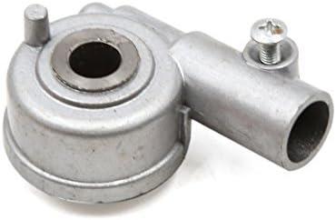 eDealMax Vespa 12 mm de diámetro del agujero de la rueda delantera del velocímetro del engranaje Impulsor del concentrador Para el muchacho Guapo