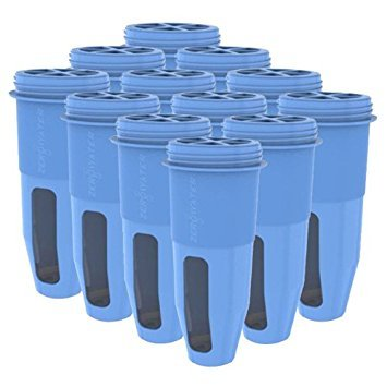 Zero Water Portable Replacement Filter (12 Pack) by ZeroWater