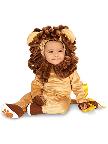 Dream Weavers Costumers Cutest Cub Lion Infant Costume 6-12M -