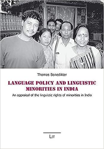minorities in india
