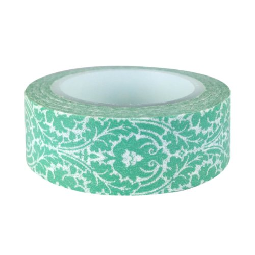 Wrapables Damask Japanese Washi Masking