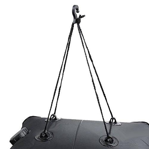 LaDicha Solar Outdoor Campeggio Doccia Bag 40 Litri 10 Galloni