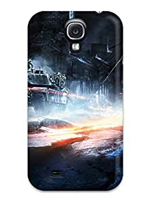 Hot New Style Battlefield 3 Premium Tpu Cover Case For Galaxy S4