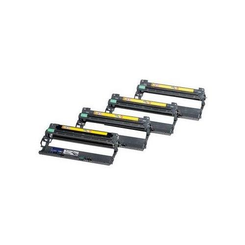 DR-210CL 4Pack 1 Black / 1 Cyan / 1 Magenta / 1 Yellow Drum Unit Set For Brother Imaging HL3040 1 Yellow Imaging Unit
