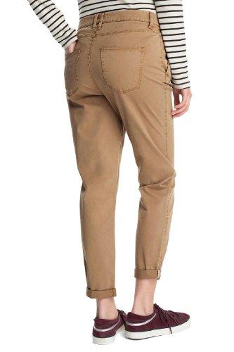 Esprit - Pantalón - para mujer Marron (Camel 242)