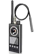Upgraded Hidden Spy Camera Detector Anti Spy Device Detector & Bug Detector GPS Tracking Finder Hidden Device Detector Rf Signal Detectors Automatic Scanning