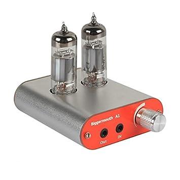 SainSonic Biggermouth amplificador de auriculares fuente de alimentación: Amazon.es: Electrónica
