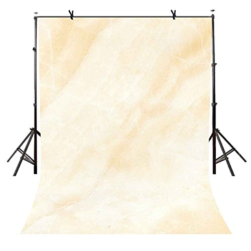 LYLYCTY 5x7ft Beige Marble Backdrop Beige Marble Natural Texture Photography Background and Studio Photography Backdrop Props LYGE820