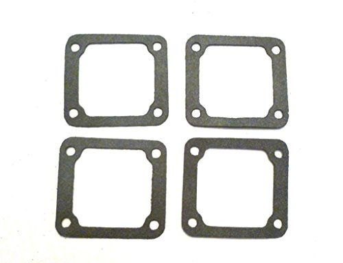 M-G 330277-4 Reed Cage Intake Gaskets for Yamaha 350 Banshee 4 Of