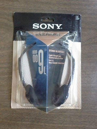 Sony MDR-009L Open-Air Stereo Digital Lightweight -
