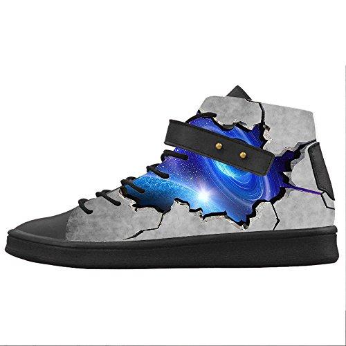 Shoes Le Universo Custom Women's Piatto Scarpe Canvas Scarpe wv8wSpUqF