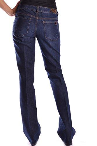Jeans Femme MCBI223001O Dek'her Coton Bleu Notify zfYqwq