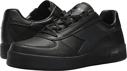 Diadora Men's B.Elite Court Shoe Black/Black/Black best store to get 7IbpQ07
