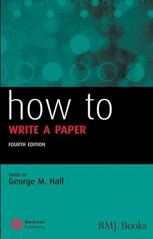 How to write an scientific article