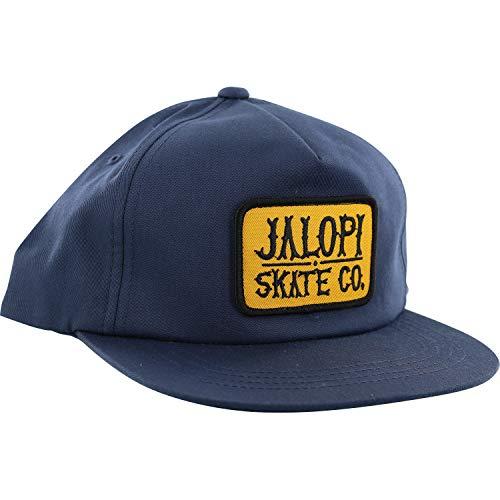 6463bd01aeb Anti Hero Skateboards Jalopi Navy Unstructured Hat - Adjustable