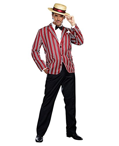 Good Time Charlie Adult Costume - X-Large - Great Gatsby Men Costumes