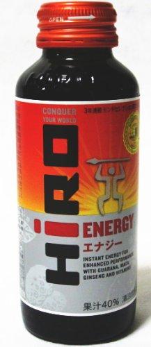 ヒロ エナジー(機能性飲料)100ml1ケース24本セット B00AAVLSL4
