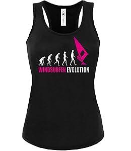 WINDSURFEN EVOLUTION 626(TT-F-SW-Weiss-Pink) Gr. L