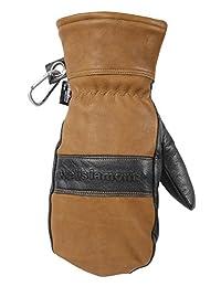 Wells Lamont 7668L HydraHyde Men's Full Grain Leather Waterproof Mitten, Large