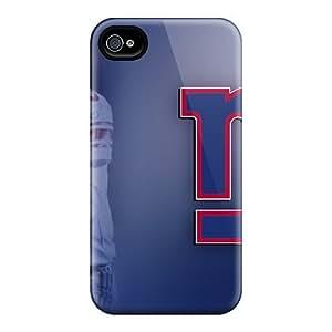 KennethKaczmarek Iphone 4/4s Shock-Absorbing Hard Phone Case Customized Nice New York Giants Skin [TOt11775Bjli]