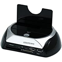 MonoPrice E-SATA HDD Docking Station (USB+E-SATA+Card Reader)