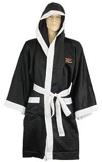 le kickboxing Paffen Sport Peignor de Boxe avec capuche dans un look soie pour la boxe la boxe thai et autres arts martiaux