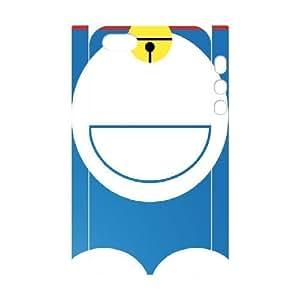 3D Case For Ipod Touch 5 Cover Cases Doraemon Minimal Series, Case For Ipod Touch 5 Cover Teen Girls Protective - [White] Stevebrown5v