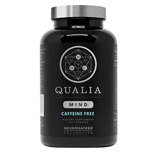 Qualia Mind Nootropic | Premium Brain Booster Supplement for Memory, Focus, Clarity and Concentration Support with…