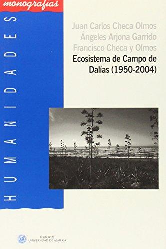 Descargar Libro Ecosistema De Campo De Dalías Juan Carlos Checa Olmos