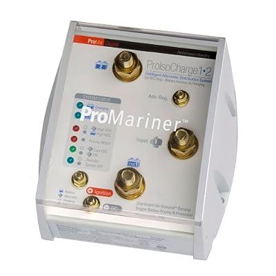 ProMariner ProIsoCharge 120, 1 Alternator, 2 Bank 23121