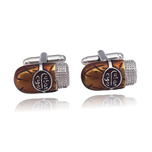 COS (TM) Cuban Cigar Cuff Links