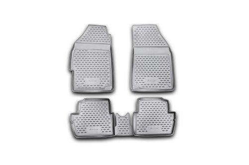 UPC 852667578954, Novline 08.14.210 Chevrolet - Chevy Spark Floor Mats- 2013 - Four (4) Piece Set - Black