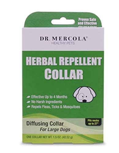 Dr. Mercola Herbal Repellent Collar