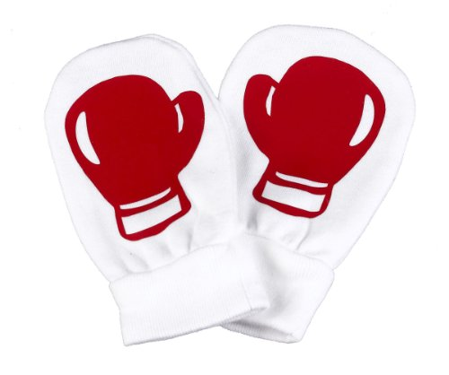 baby boxing gloves - 4
