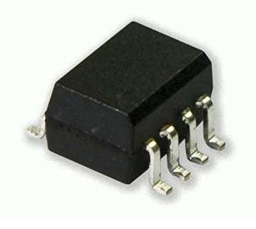 Transistor Output Optocouplers SO8 100% 3.75KV 2CH Optocoupler, Pack of 100 (LTV-208)