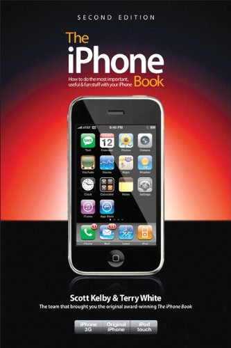 - The iPhone Book (Covers iPhone 3G, Original iPhone, and iPod Touch), 2nd Edition