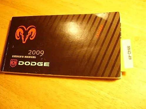 2009 dodge caliber owners manual dodge amazon com books rh amazon com dodge caliber owner's manual 2009 dodge caliber owners manual 2008