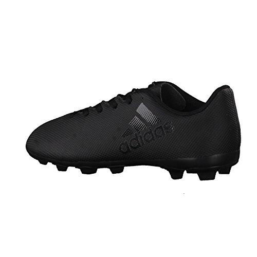 adidas X 17.4 Fxg - Zapatillas de fútbol Unisex Niños Negro (Core Black/utility Black )