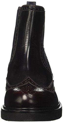 Nero Giardini A719331d, Stivali Chelsea Donna Marrone (Abrasivato Bordo)