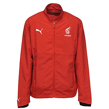 Puma National Teams 2008 Woven Jacket Men's Size (National Team Woven Jacket)
