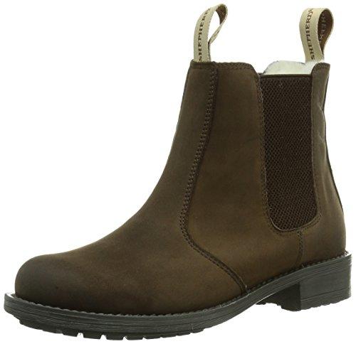 Shepherd Sanna Outdoor, Womens Boots Brown (Brown 36)