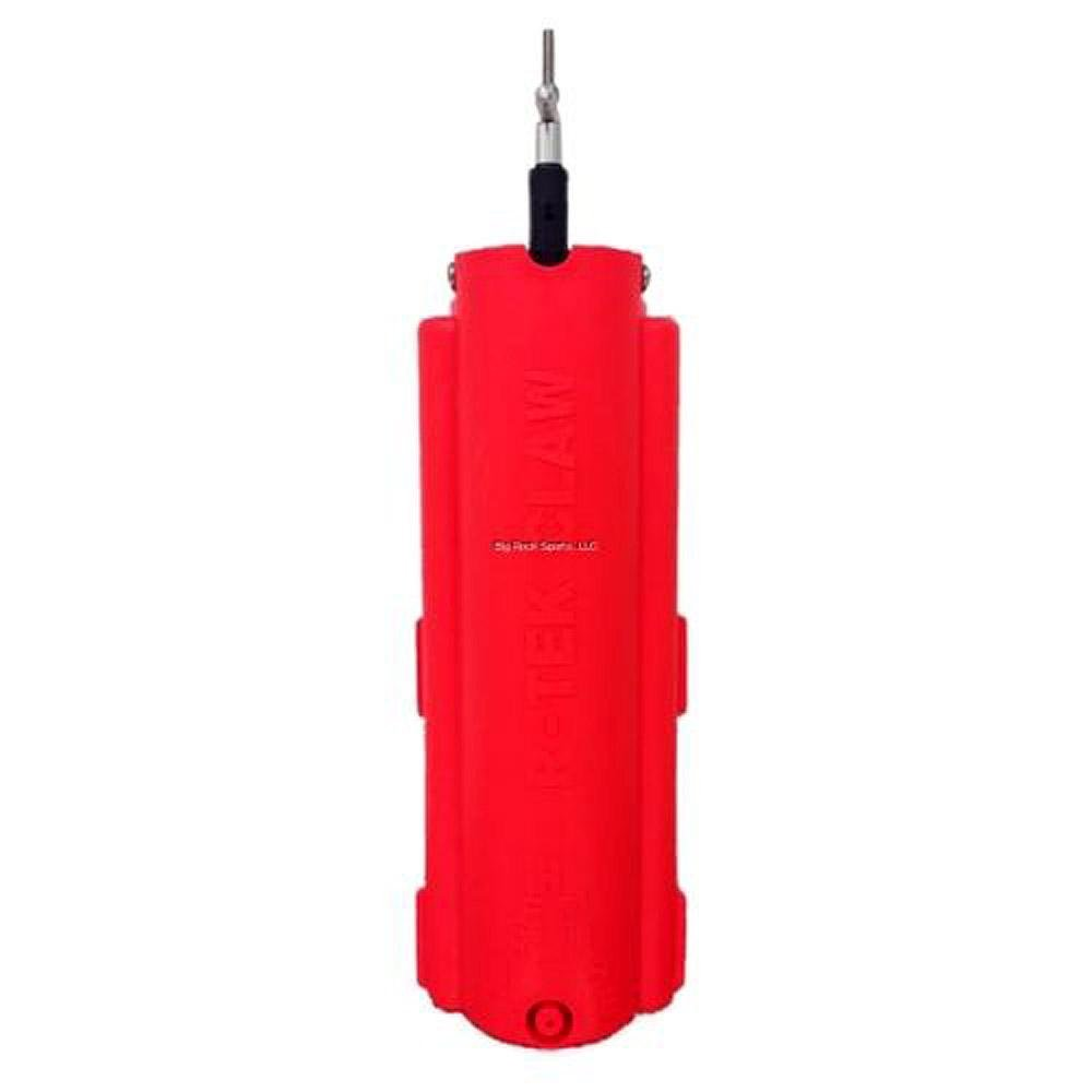 Firehouse製品r-tek Claw tip-up – レッド/ rtek-rd B076QKWYXL