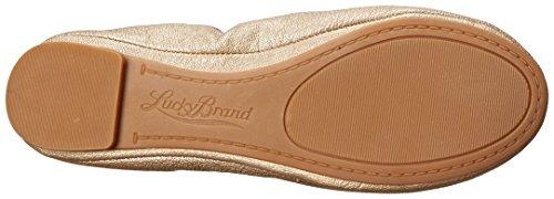 Women's Ballet Emmie Lucky Brand Platinum Flats 4qt5pT0w