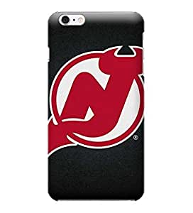 iphone 5c Case, - New Jersey Devils Black Background - iphone 5c Case - High Quality PC Case