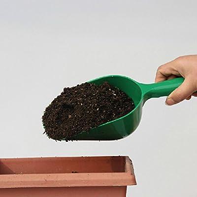 OAGTECH Plastic Soil Spoon Vegetable Flower Gardening Tool Digging Shovel