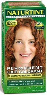 Naturtint Permanent Hair Color - 8C Copper Blonde, 5.28 fl oz (6-pack) by Naturtint by Naturtint