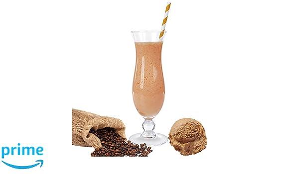 Café helado en polvo aroma batido Gino Gelati para batidos Selbermachen (1 kg): Amazon.es: Alimentación y bebidas